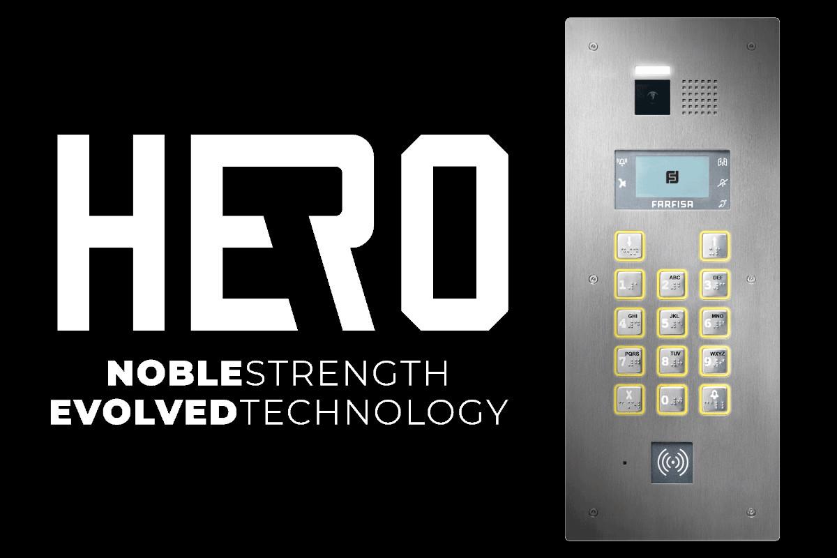 Hero TD2000HE Door Station