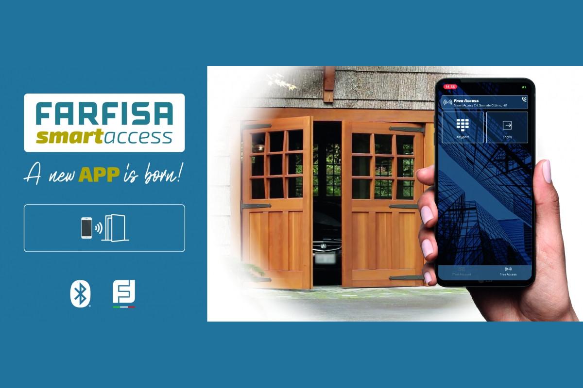 Farfisa Smart Access App